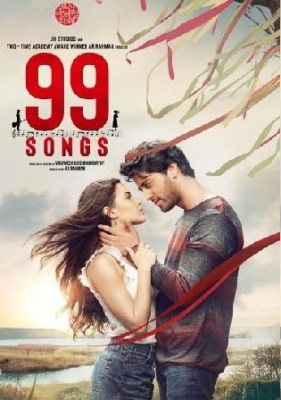 99 Songs 2021 WEB-DL 400Mb Hindi Movie Download 480p Watch Online Free bolly4u