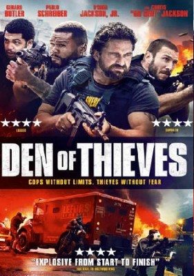 Den of Thieves 2018 BluRay 450Mb Hindi Dual Audio 480p Watch Online Full Movie Download bolly4u