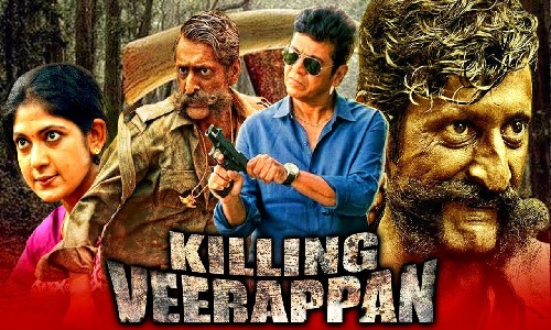 Killing Veerappan 2021 HDRip 350Mb Hindi Dubbed 480p Watch online Free Download bolly4u