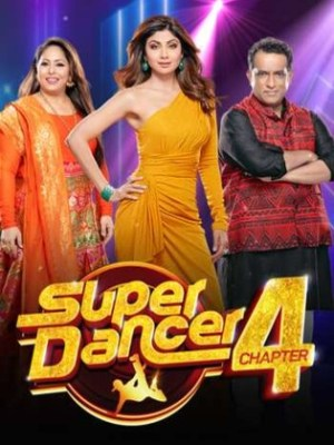 Super Dancer Chapter 4 HDTV 480p 250MB 15 May 2021