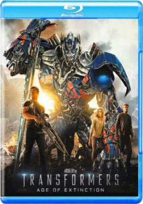 Transformers Age Of Extinction 2014 BRRip 500MB Hindi Dual Audio 480p Watch Online Full Movie Download bolly4u