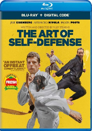 The Art of Self Defense 2019 WEB-DL 300MB Hindi Dual Audio ORG 480p Watch Online Full Movie Download Bolly4u