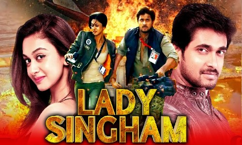 Lady Singham 2021 HDRip 900Mb Hindi Dubbed 720p Watch Online Full Movie Download bolly4u