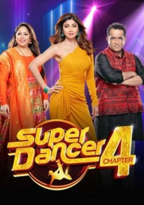 Super Dancer Chapter 4 HDTV 200MB 480p 01 August 2021 Watch Online Free Download bolly4u