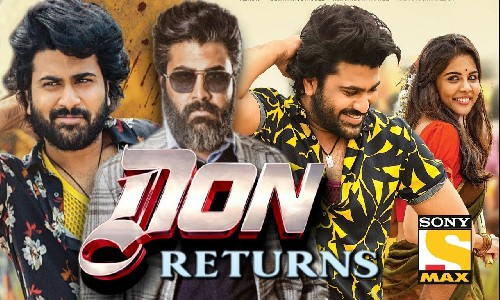 Don Returns 2021 HDRip 850Mb Hindi Dubbed 720p Watch Online Free Download bolly4u