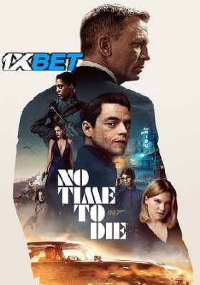 No Time To Die 2021 HDCAM 450MB Hindi (CAM) Dubbed 480p Watch Online Full Movie Download bolly4u