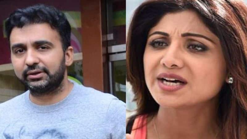 shilpa shetty named as witness in mumbai police charge sheet file against her husband raj kundra