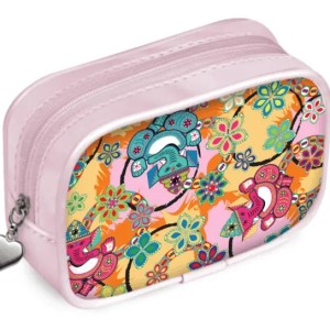 Ganesh with Lotus Pouch Purse