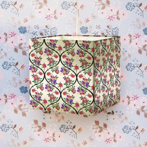 Rose Garden Lamp Shade