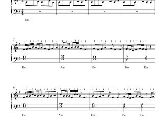 Kalayil Dhinamum easy piano notes