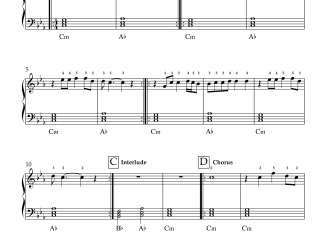 Dil Sambhal Ja Zara - Murder 2 easy piano notes