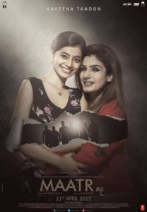 """Raveena Shines In A Hardhitting Rape Revenge Saga"" Subhash K Jha Reviews Maatr"