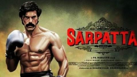 Sarpatta Parambarai Movie For Download Leaked On Tamilyogi, Tamilrockers