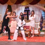 Kickstarting Diwali celebrations on a hilarious note, The Kapil Sharma Show will be hosting the entire cast of Housefull 4 this weekend.