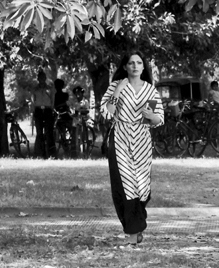 Dharnendra with Parveen Babi