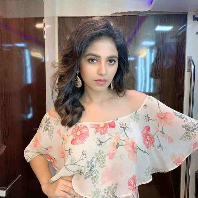 Anjali(Actress) Biography, Age, Affairs, Movies in 2020