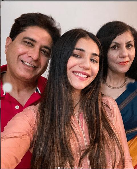 Radhika Seth Parents
