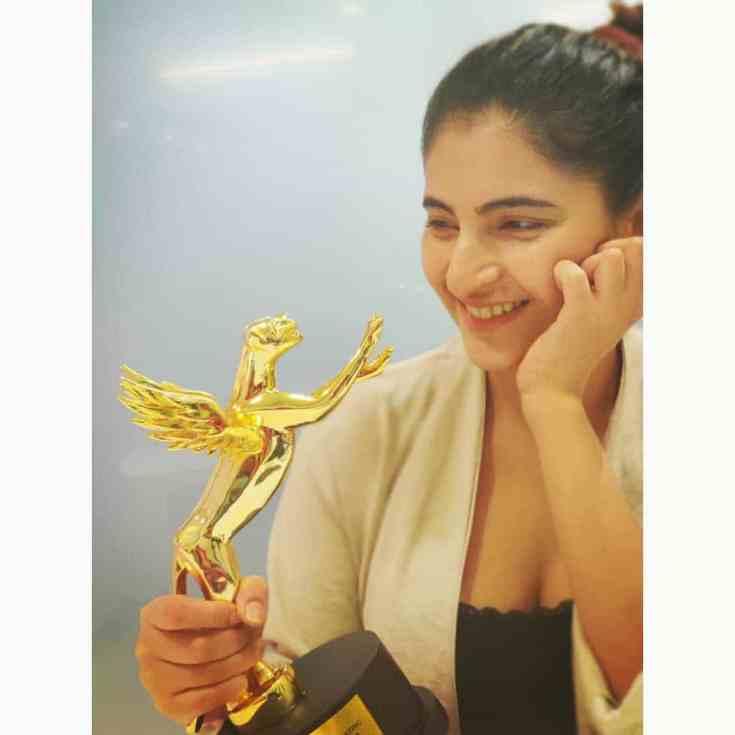 Shivani Raghuvanshi Awards