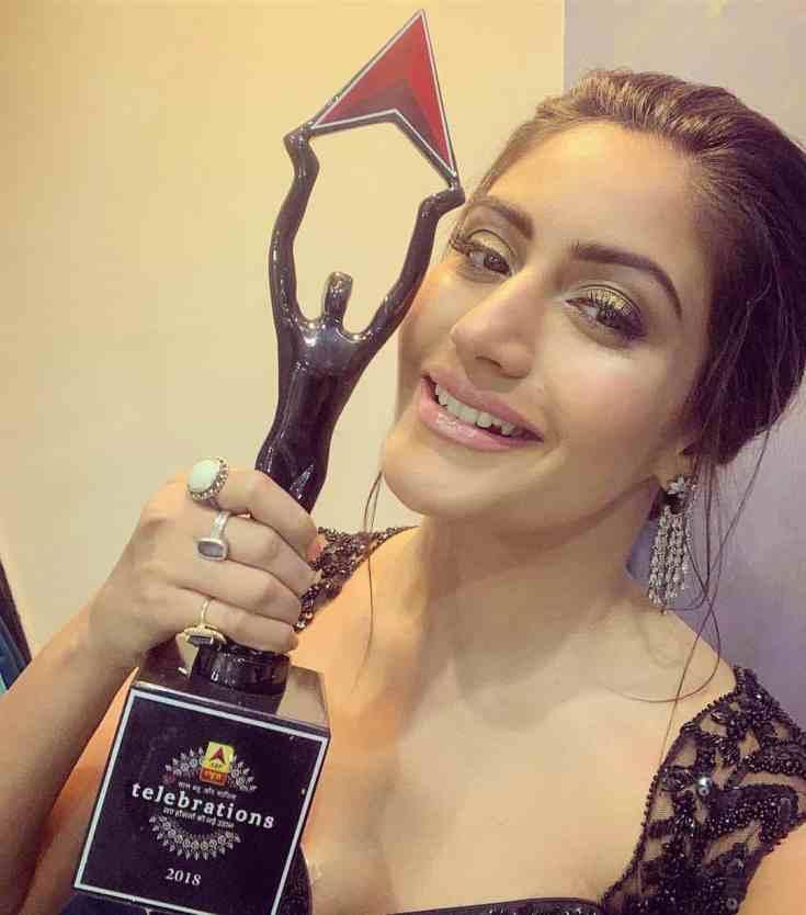 Surbhi Chandna Awards