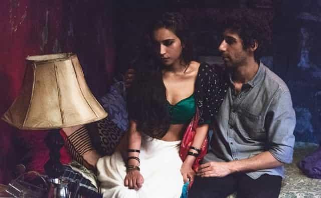 Zoya Hussain in Teen Aur Aadha