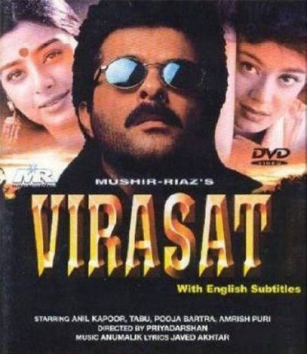 pooja Batra film Virasat Poster