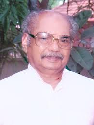 Sandhya Rajendran Father O. Madhavan