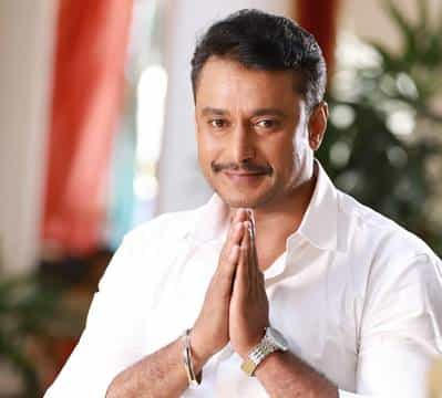Darshan tallest kannada actor