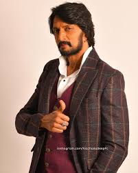 Sudeep Kannada actor height