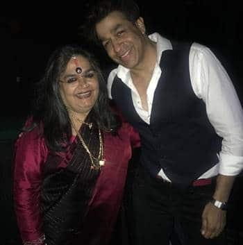 Rajat-Bedi-with-Usha-Uthup