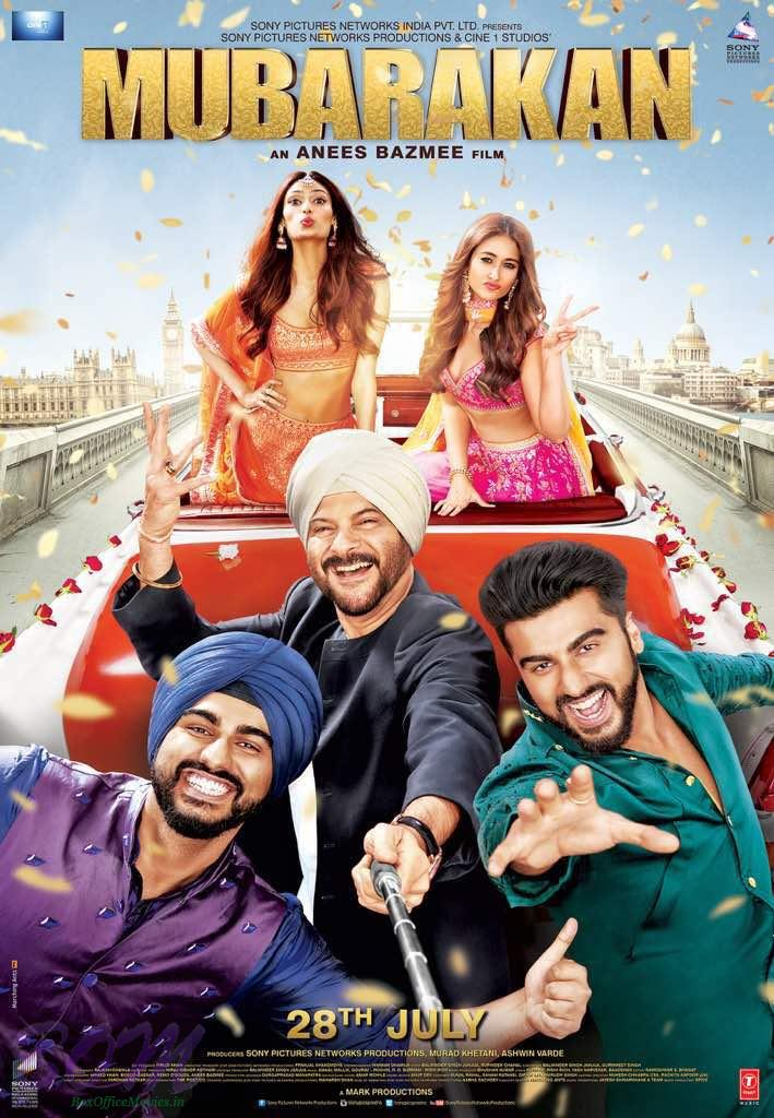 Tu Google Pa Ke Nachisong from Mubarakan movie