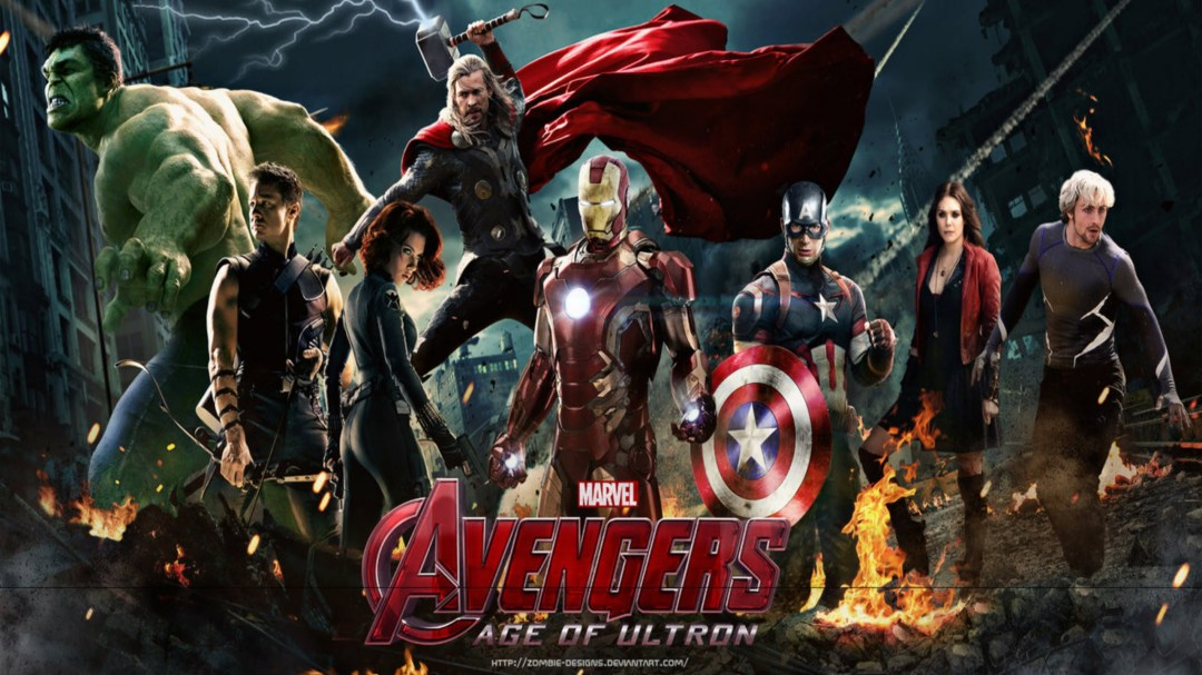 Avengers  poster is copied by Krrish 3