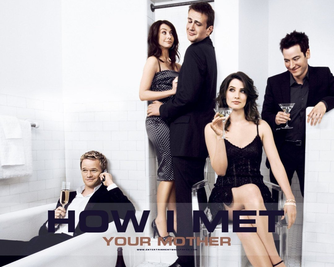 How I Met Your Mother  poster is copied by Will You Marry Me ?