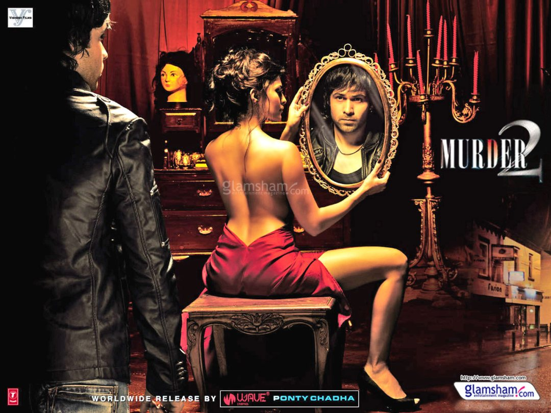 Murder 2 poster is copied from Bad Guy