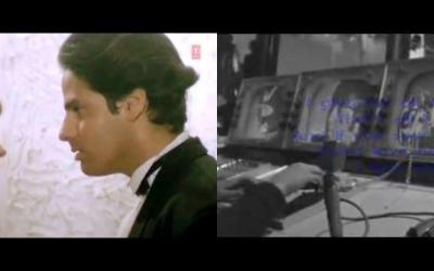 'Paagalpan Chha Gaya' copied from 'And I Love Her'