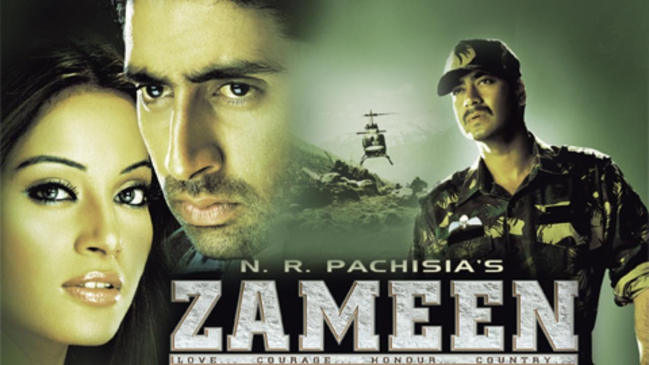 Zameen Lifetime Box Office Collection India Overseas Daywise