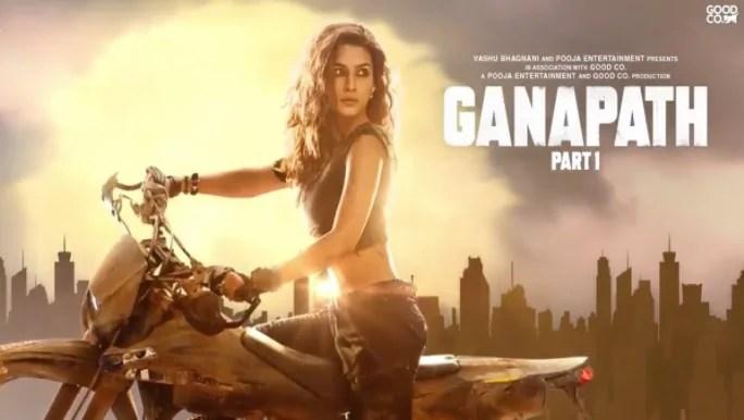 ganpath part 1 movie poster