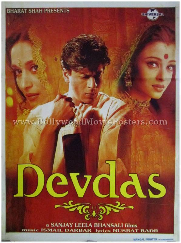 Image result for devdas poster
