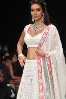 43 Preety Desai looked stunning in JASHN outfit at the IIJW 2012