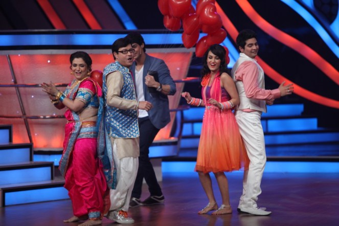 Catch all this fun in the ex-contestant special of Nach Baliye-5. Catch them from Sat to Sun at 9pm on STAR Plus