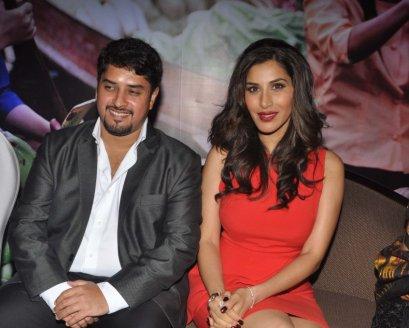 Vardhan Kondvikar (Editor - Lonely Planet Magazine) & Sophie Chaudhary at the Million Thanks Evening at Shangri La,.