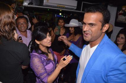08-Siddharth Kannan@The Global Party,Hawaiian Shack,Bandra