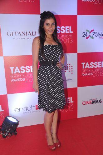 14 VJ Ramona Arena @ Tassel Fashion & Lifestyle Awards 2013