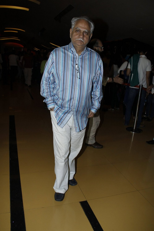 Ramesh Sippy_At the 15th Mumbai Film Festival_Day 7
