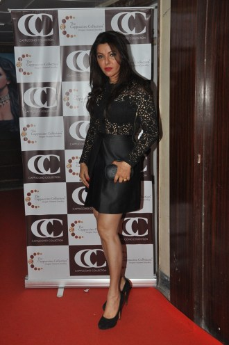 05-Kehkashan Patel for Pria Kataaria puri@Cappuccino Collection Store Launch