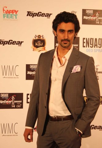 Kunal Kapoor at the '6th TopGear Awards 2013' at Sofitel, Mumbai.1