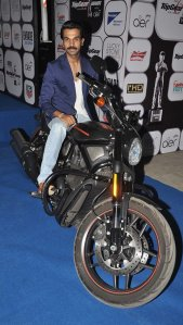 Rajkummar Rao at the '6th TopGear Awards 2013' at Sofitel, Mumbai