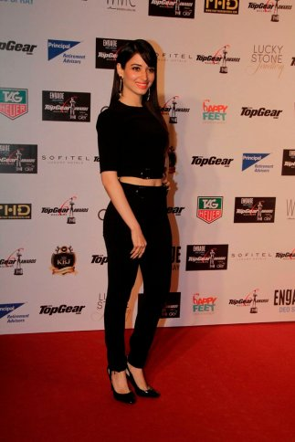 Tamannah at the '6th TopGear Awards 2013' at Sofitel, Mumbai