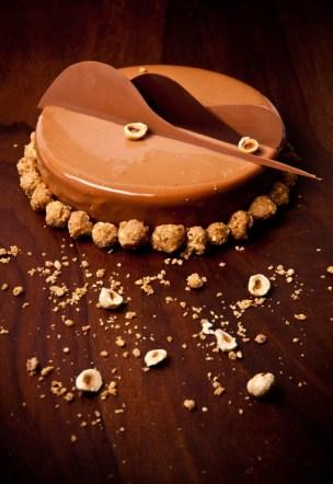 Caramel Cake by La Folie