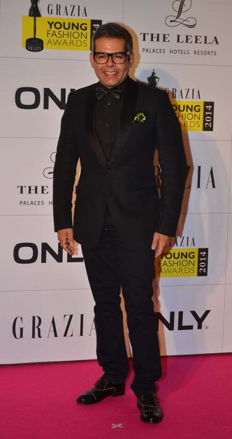 Celebrities walked the Red Carpet at the Grazia Young Fashion Awards 2014 at the Leela, Mumbai.2