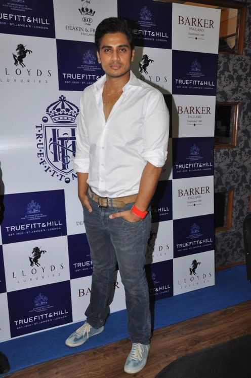 05 Shiv Pandit @ Truefitt & Hill launch event